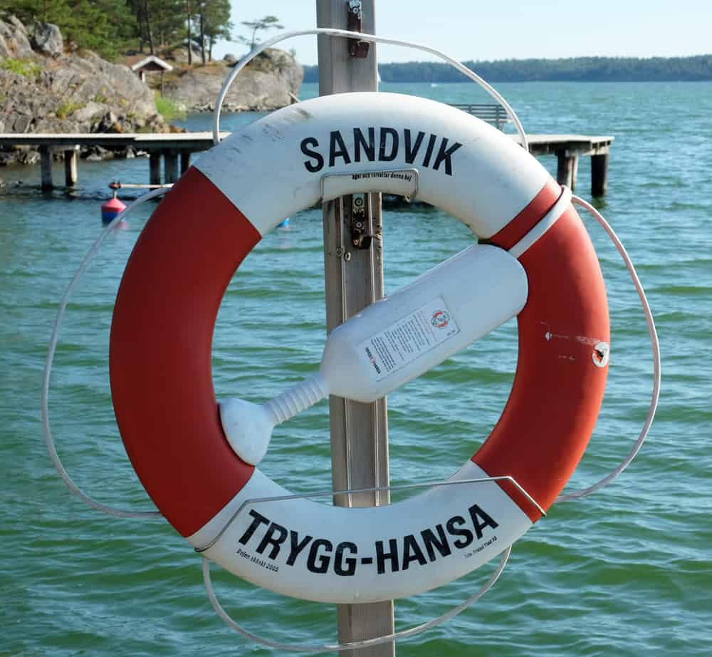 Vacances et plage en Suède // ©etpourtantelletourne.fr