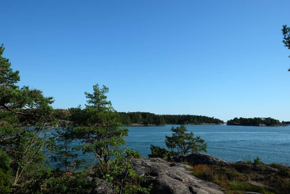 Paysage réserve naturelle de Stendörrens en Suède // ©etpourtantelletourne.fr