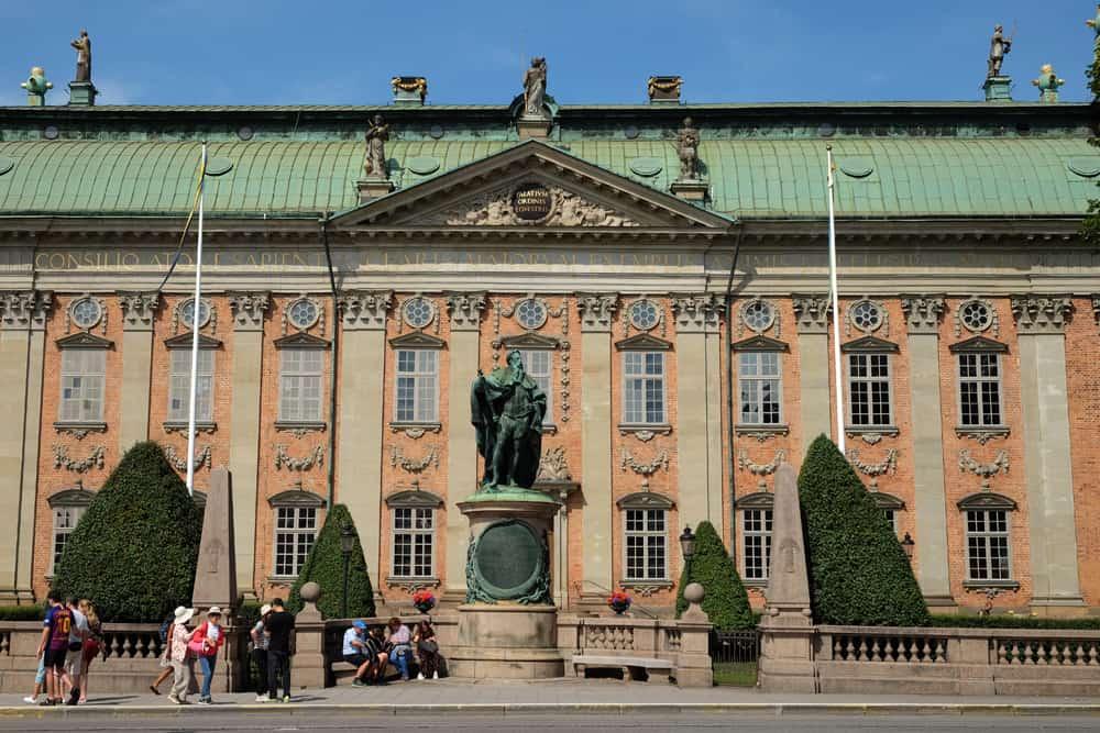 Visite de Gamla Stan, la vieille ville de Stockholm // ©etpourtantelletourne.fr