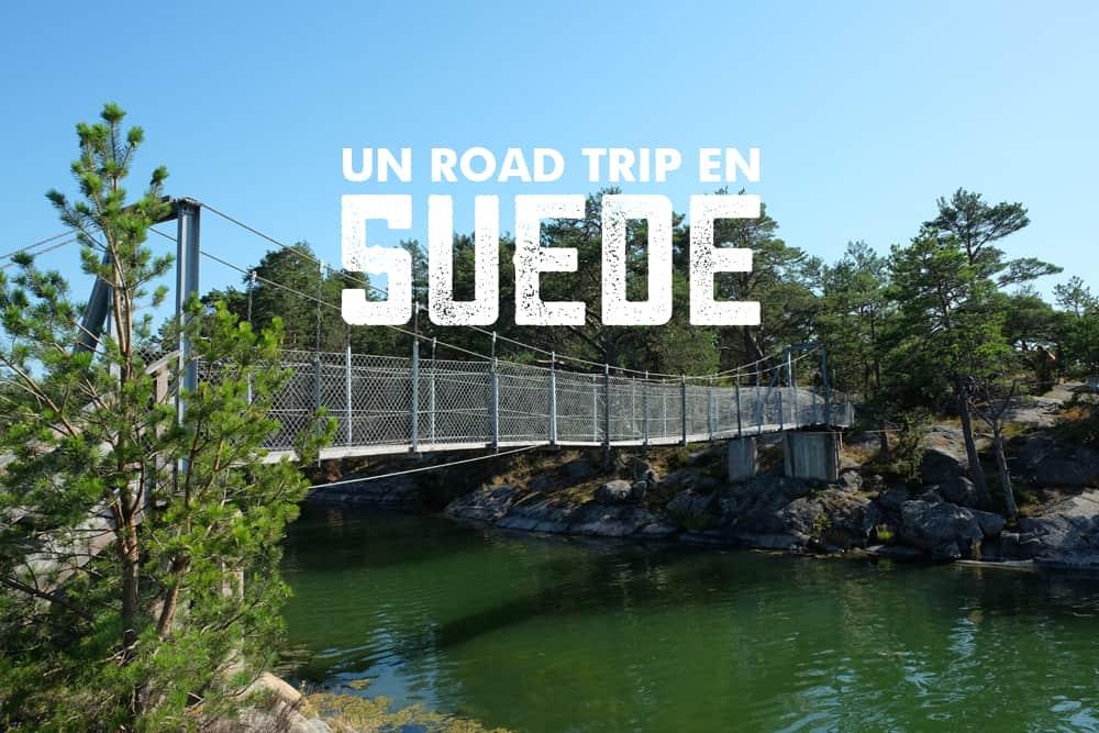 Road Trip en Suède // ©etpourtantelletourne.fr