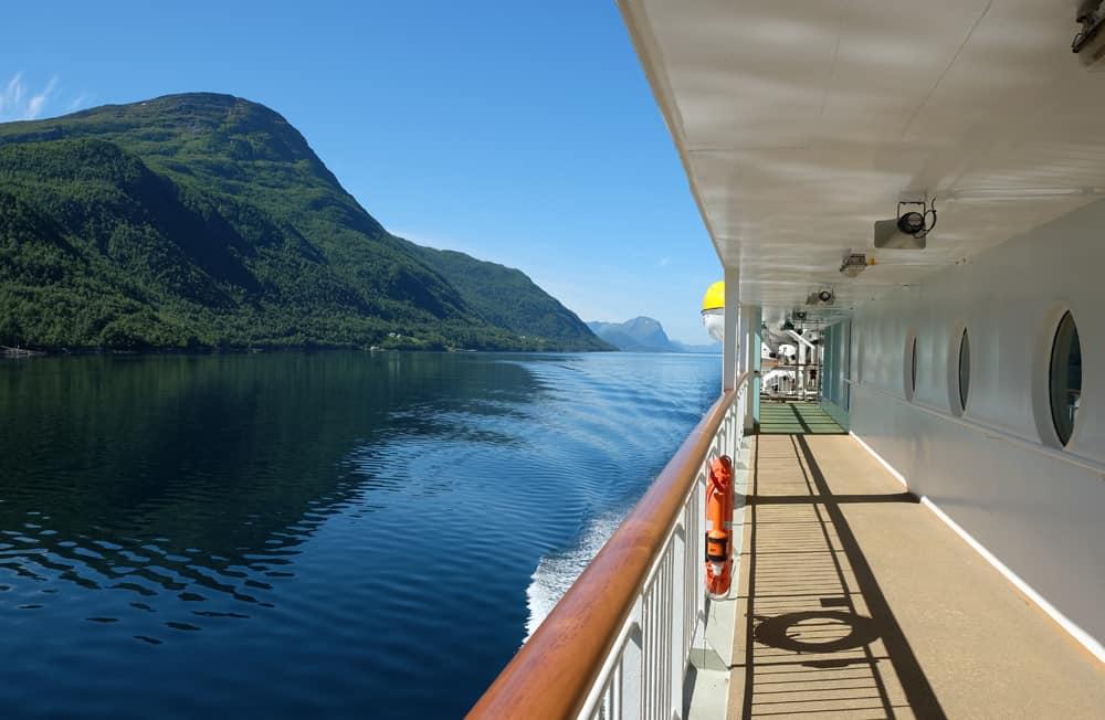 Une croisière en Norvège ©Etpourtantelletourne.fr