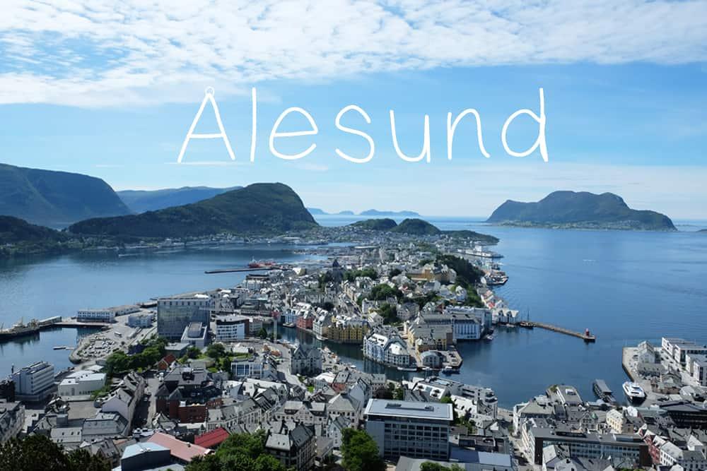 Conseils et bonnes adresses pour visiter Alesund en Norvège ©Etpourtantelletourne.fr