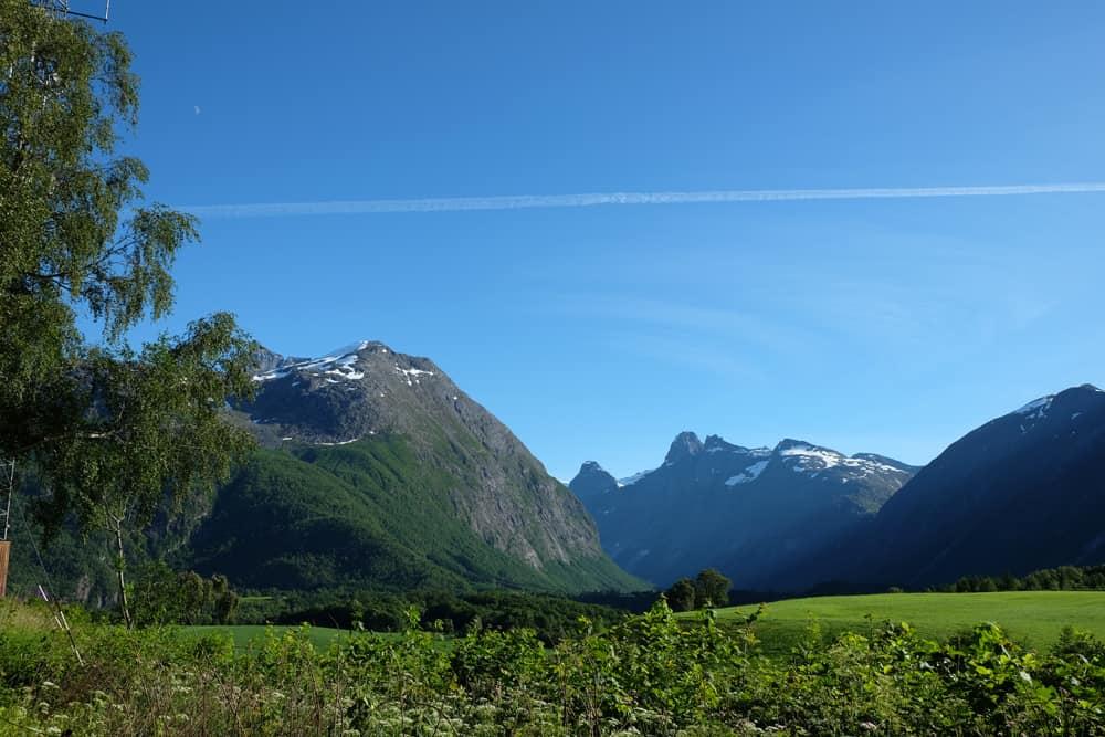 Camping en Norvège ©Etpourtantelletourne.fr