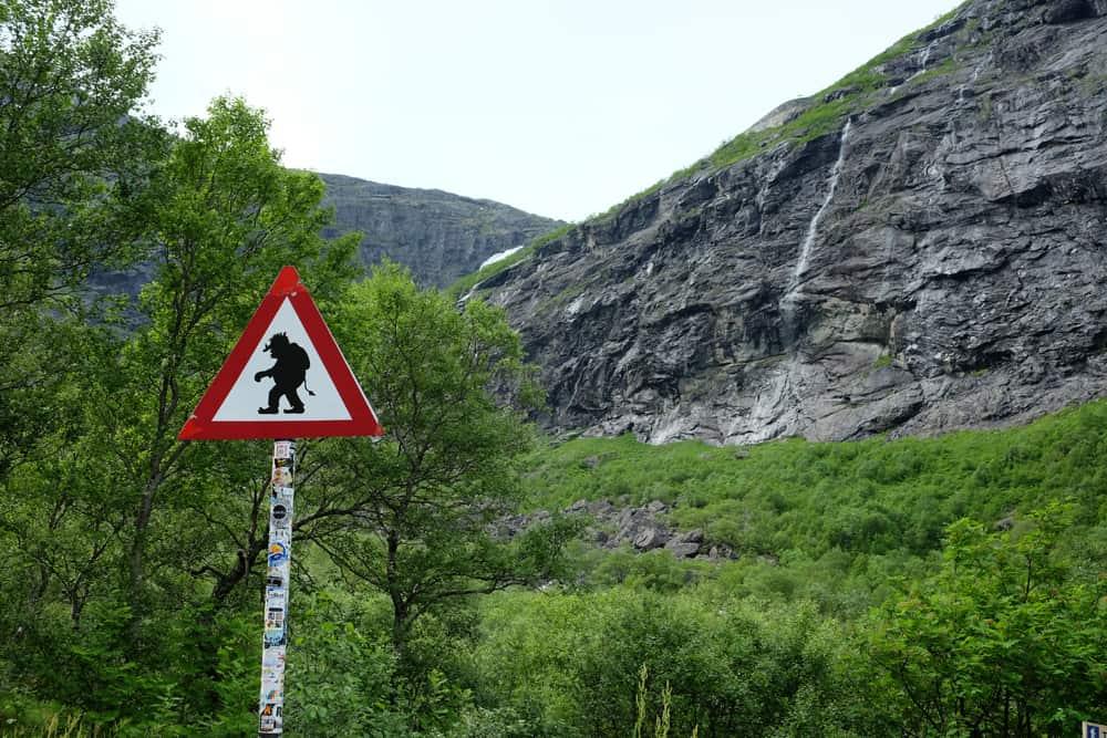 La Route des Trolls en Norvège ! ©Etpourtantelletourne.fr