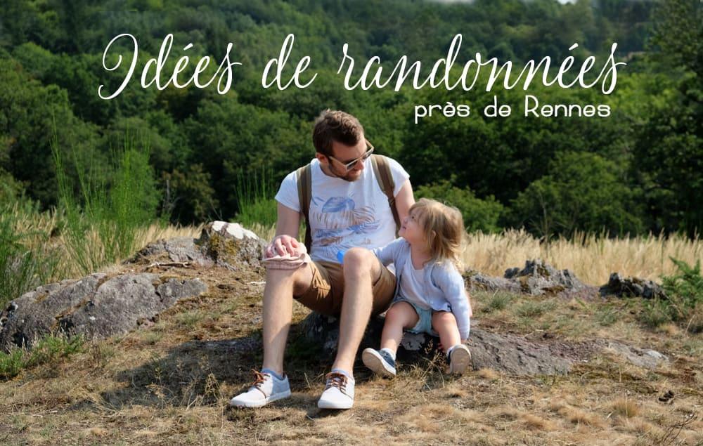 Idées de randonnées près de Rennes  ©Etpourtantelletourne.fr