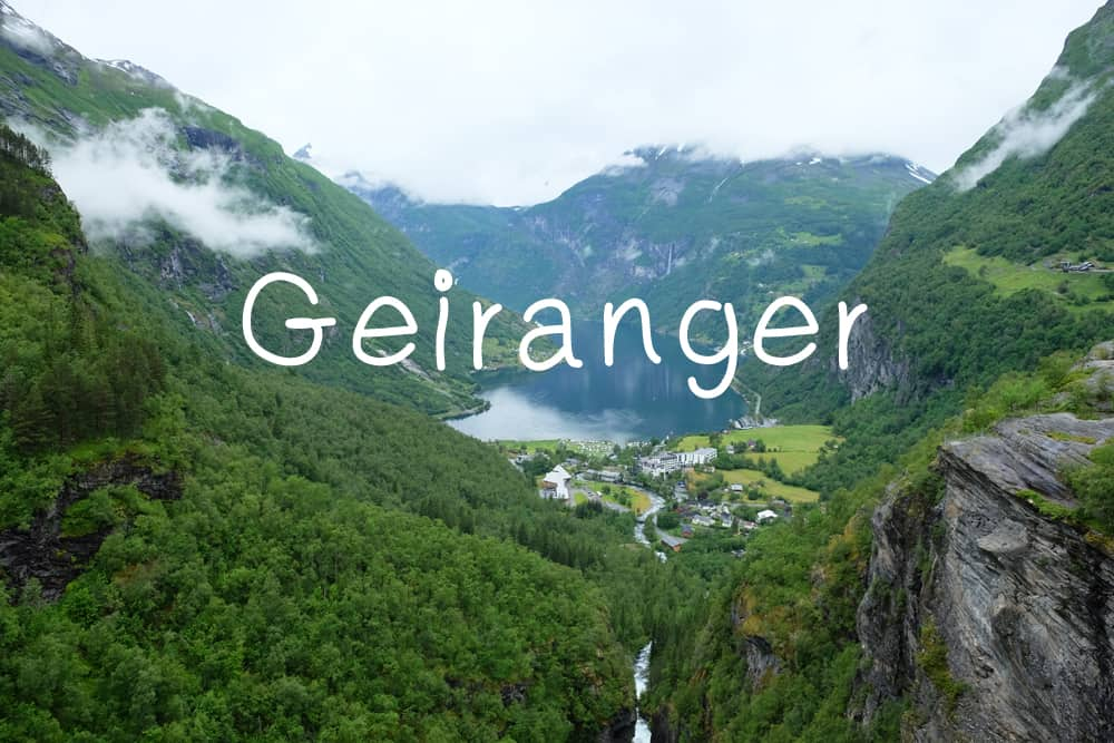 Road trip autour de Geiranger en Norvège ©Etpourtantelletourne.fr
