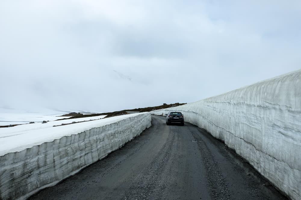 La route panoramique de Gamle Strynefjellsvegen en Norvège ©Etpourtantelletourne.fr