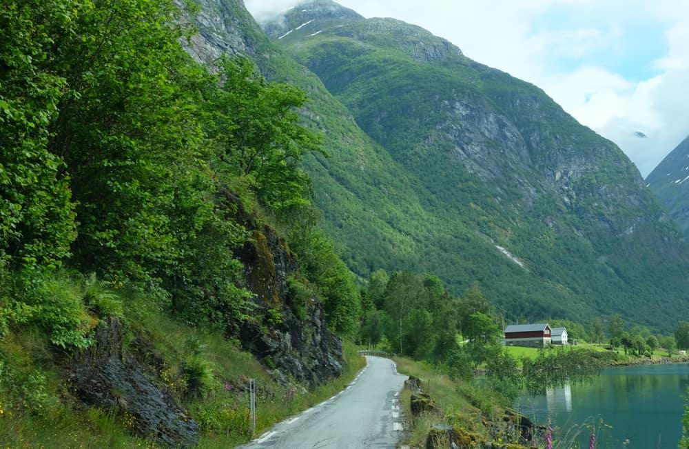 Road trip en Norvège ©Etpourtantelletourne.fr