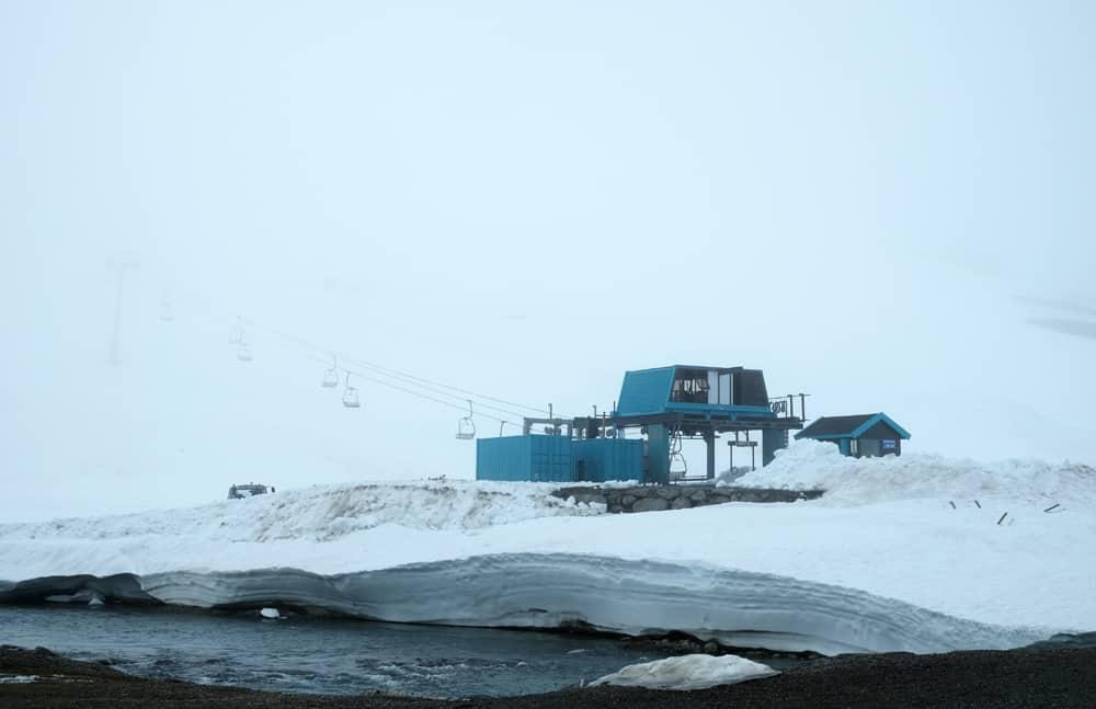 La station de ski de Stryn en Norvège ©Etpourtantelletourne.fr