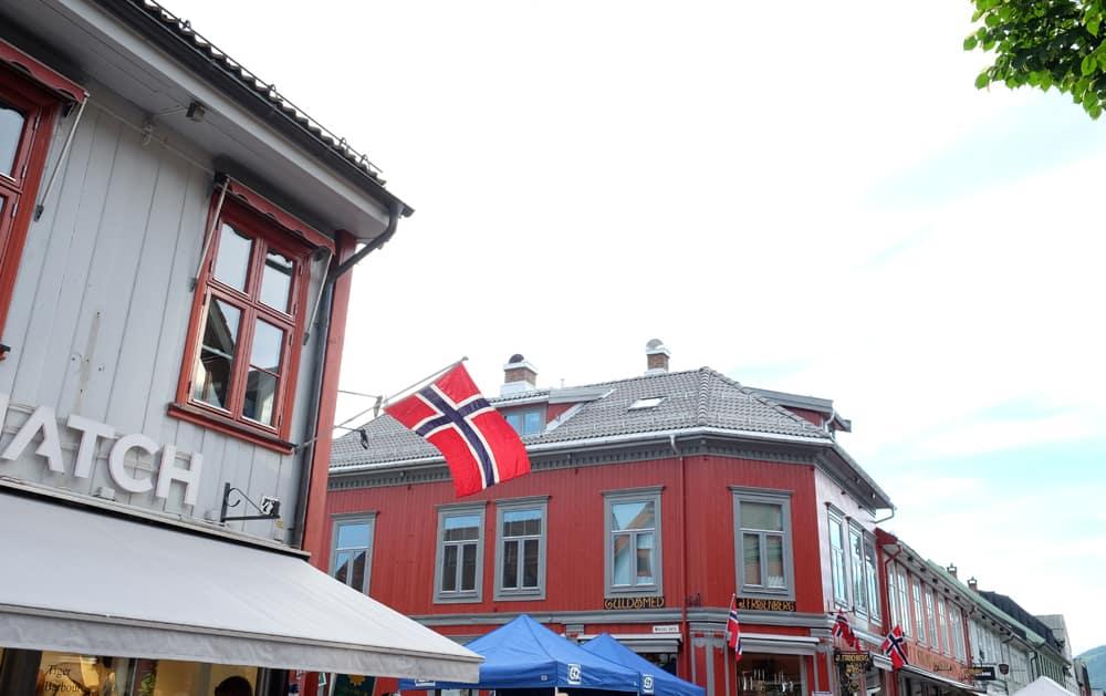 Visite de Lillehammer en Norvège ©Etpourtantelletourne.fr