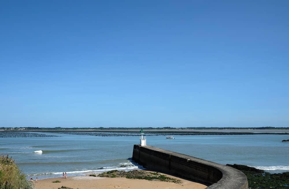 Phare - La Pointe de Merquel - Mesquer ©Etpourtantelletourne.fr