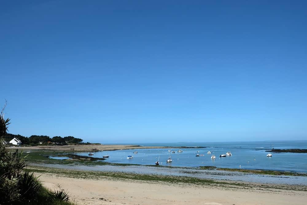 Randonnée plage de Lanséria à Mesquer - Quimiac ©Etpourtantelletourne.fr