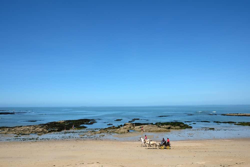 Randonnée plages Mesquer ©Etpourtantelletourne.fr