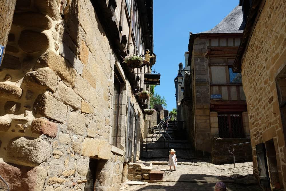 Balade à Auray avec des enfants ©Etpourtantelletourne.fr