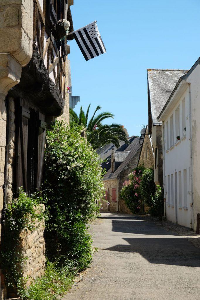 Balade dans les rues de Saint-Goustan ©Etpourtantelletourne.fr