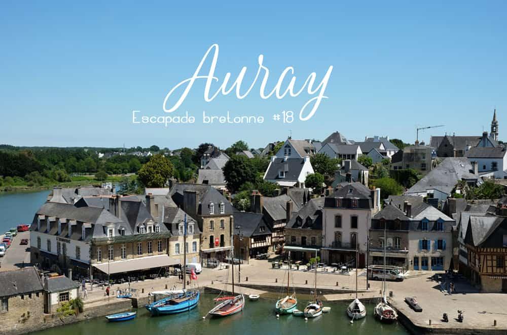Circuit touristique à Auray en Bretagne ©Etpourtantelletourne.fr