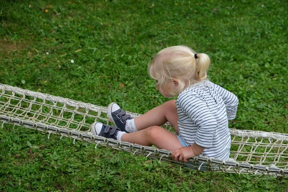 Parc Chloro'fil - Le Bois des Pirates, parcours accrobranche adapté aux enfants  ©etpourtantelletourne.fr