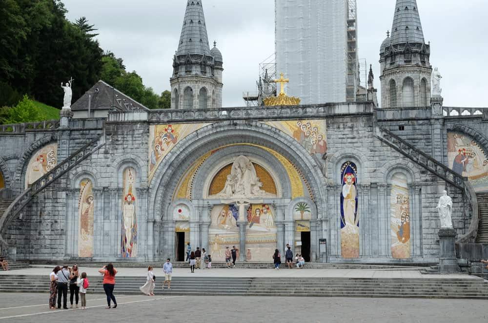 Cathédrale Notre-Dame de Lourdes ©etpourtantelletourne.fr